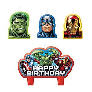 Läs mer om Avengers födelsedagsljus
