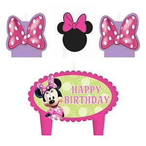 Läs mer om Mimmi Pigg födelsedagsljus