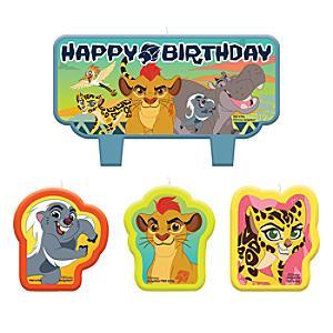 Läs mer om Lejonvakten födelsedagsljus