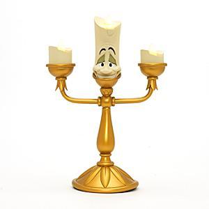 Läs mer om Disneyland Paris Lumière statyett som lyser