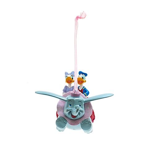 Décoration Donald, Daisy, et Dumbo, Disneyland Paris