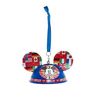 Läs mer om Musse Pigg Epcot dekoration, Walt Disney World