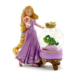 Läs mer om Rapunzel-snöglob