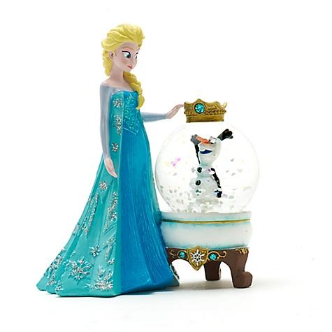 Boule À neige elsa, la reine des neiges