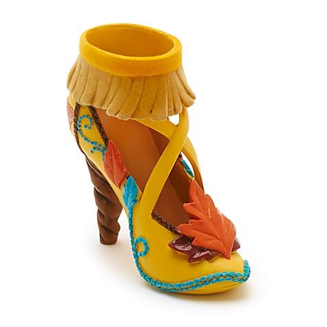 Chaussure décorative miniature Pocahontas Disney Parks
