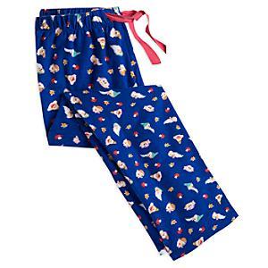 Läs mer om De sju dvärgarna pyjamasbyxor i herrstorlek
