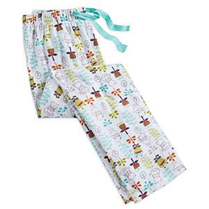 Läs mer om Nalle Puh pyjamasbyxor i damstorlek