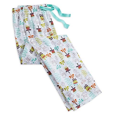 Pantalon de pyjama Winnie l'Ourson pour femmes - S