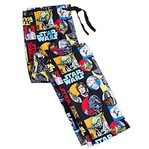 Läs mer om Star Wars pyjamasbyxor i herrstorlek