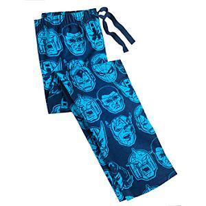 Läs mer om Avengers pyjamasbyxor i herrstorlek