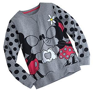 Läs mer om Mimmi och Musse Pigg pyjamas i vuxenstorlek