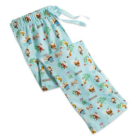 Pantalon confortable des Sept Nains pour femmes, Blanche Neige et les Sept Nains - L