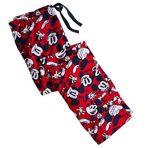 Pantalon de pyjama Mickey Mouse pour adultes, L'?trange Noël de Monsieur Jack - M