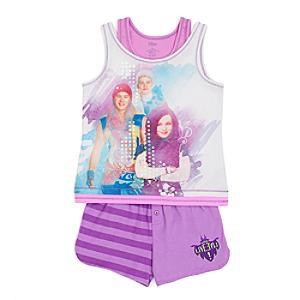Läs mer om Disney Descendants premium pyjamas