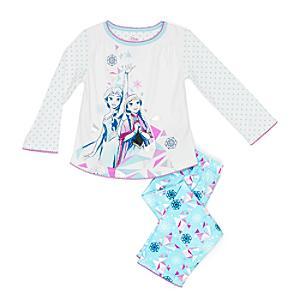 Läs mer om Exklusiv Frost-pyjamas i barnstorlek