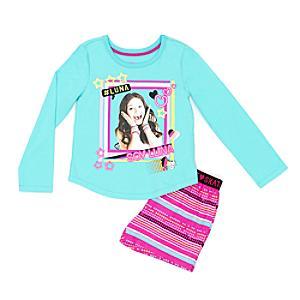 Läs mer om Exklusiv Soy Luna-pyjamas i barnstorlek