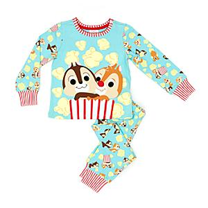Läs mer om Piff och Puff-pyjamas i barnstorlek