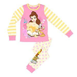 Läs mer om Belle-pyjamas i barnstorlek