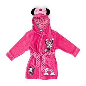 Läs mer om Mimmi Pigg morgonrock för barn