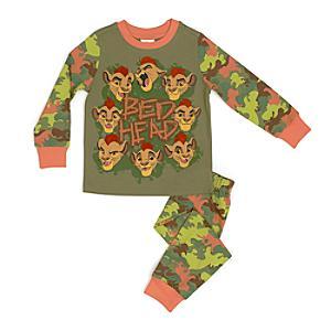 Läs mer om Lejonvakten pyjamas