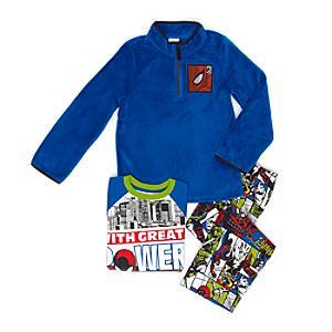 Läs mer om Spiderman pyjamas i 3 delar