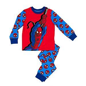 Läs mer om Ultimate Spider-Man-pyjamas i barnstorlek