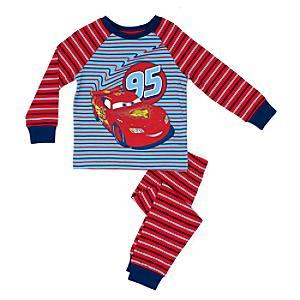 Läs mer om Disney Pixar Bilar-pyjamas
