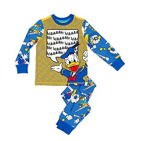 Pyjama Donald pour enfants - 3 ans