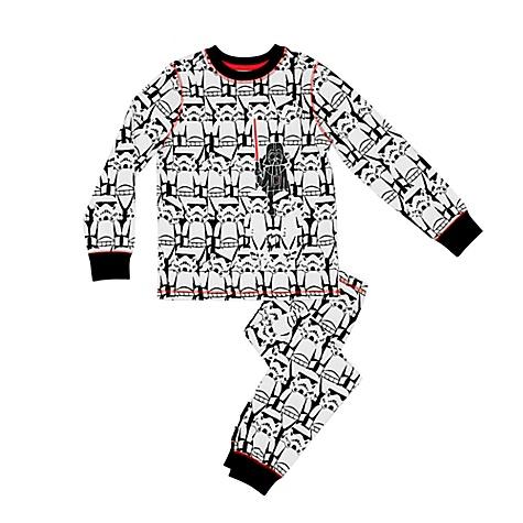 Pyjama Dark Vador et Stormtrooper de Star Wars pour enfants - 5-6 ans