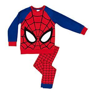 Läs mer om Spider-Man fleecepyjamas