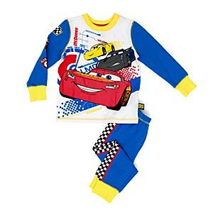 Läs mer om Disney Pixar Bilar 3 premiumpyjamas för barn