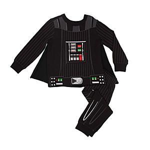 Läs mer om Star Wars Darth Vader pyjamas för barn