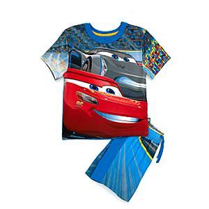 Läs mer om Disney Pixar Bilar 3 premiumpyjamas