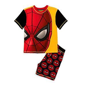 Läs mer om Spider-Man premiumpyjamas