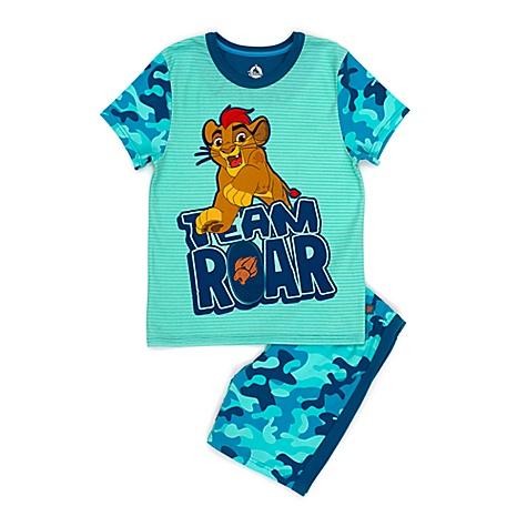 Pyjama de qualité supérieure La Garde du Roi Lion pour enfants - 4 ans
