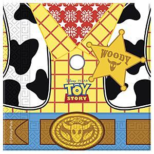 Läs mer om Toy Story partyservetter, 20 st