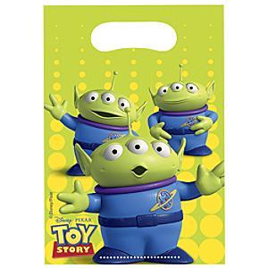 Läs mer om Toy Story partypåsar, set med 6