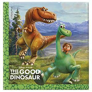 Läs mer om Den gode dinosaurien partyservetter, 20-pack
