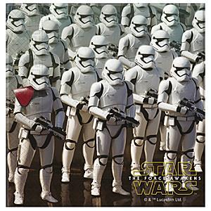 Läs mer om Star Wars: The Force Awakens partyservetter, 20-pack