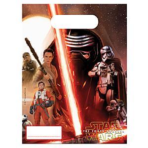 Läs mer om Star Wars: The Force Awakens partypåsar, 6-pack