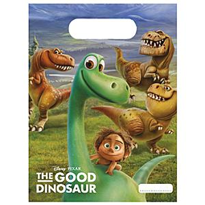Läs mer om Den gode dinosaurien partypåsar, 6-pack