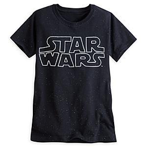 Läs mer om Star Wars t-shirt i damstorlek
