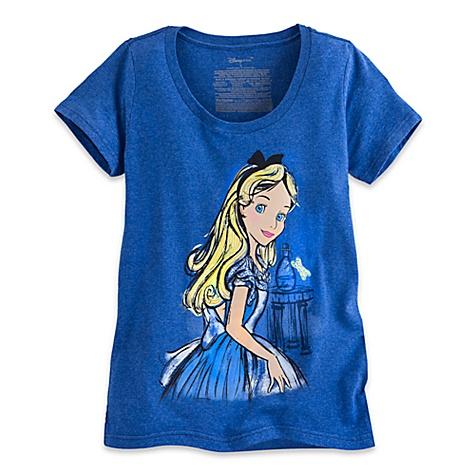 T-shirt Alice Au Pays des Merveilles pour femmes - L