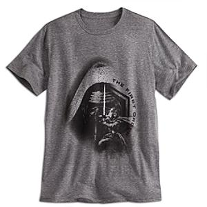 Läs mer om Kylo Ren t-shirt i herrstorlek, Star Wars: The Force Awakens