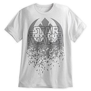 Läs mer om Star Wars: The Last Jedi t-shirt i herrstorlek