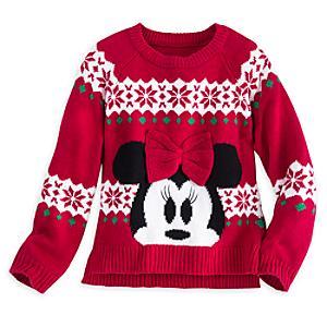 Läs mer om Mimmi Pigg-jultröja för barn