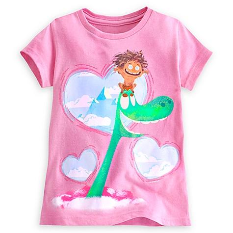 T-shirt Le Voyage d'Arlo pour enfants - 4 ans