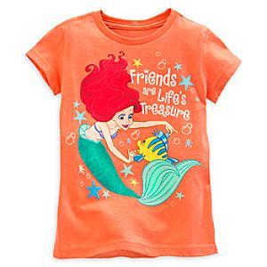 Läs mer om Den lilla sjöjungfrun t-shirt