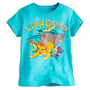 Läs mer om The Lion Guard t-shirt