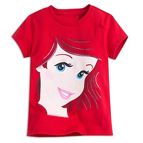 T-shirt Ariel pour enfants - 7-8 ans